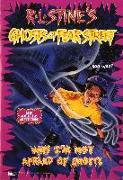 Cover-Bild zu Stine, R. L.: Why I'm Not Afraid of Ghosts (eBook)