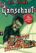 Cover-Bild zu Stine, R. L.: Gänsehaut - Die Puppe mit dem starren Blick (eBook)
