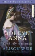 Cover-Bild zu Weir, Alison: Boleyn Anna (eBook)