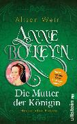 Cover-Bild zu Weir, Alison: Anne Boleyn (eBook)