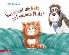 Cover-Bild zu Mersmeyer, Ulla: Was macht die Katz auf meinem Platz?