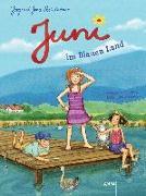 Cover-Bild zu Steinleitner, Jona: Juni im blauen Land