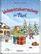 Cover-Bild zu Larsen, Monika: Weihnachtsüberraschung für Paul