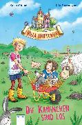 Cover-Bild zu Müller, Karin: Villa Hufschuh (3). Die Kaninchen sind los (eBook)