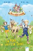Cover-Bild zu Müller, Karin: Villa Hufschuh (1). Ein Pony sorgt für Trubel (eBook)