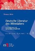 Cover-Bild zu Bein, Thomas: Deutsche Literatur des Mittelalters