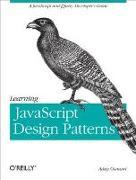 Cover-Bild zu Osmani, Addy: Learning JavaScript Design Patterns (eBook)