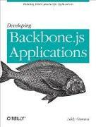 Cover-Bild zu Osmani, Addy: Developing Backbone.js Applications (eBook)