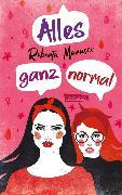 Cover-Bild zu Marasco, Roberta: Alles ganz normal (eBook)