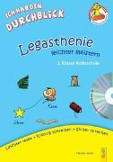 Cover-Bild zu Haider, Claudia: Legasthenie leichter meistern - 2. Klasse Volksschule mit CD