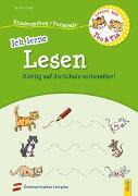 Cover-Bild zu Haider, Claudia: Lernen mit Teo und Tia - Ich lerne Lesen - Kindergarten/Vorschule