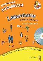 Cover-Bild zu Haider, Claudia: Legasthenie leichter meistern - 1. Klasse Volksschule