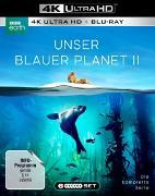 Cover-Bild zu Unser Blauer Planet II - 4K (Schausp.): Unser Blauer Planet II - 4K