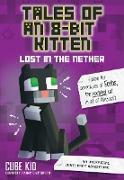 Cover-Bild zu Cube Kid: Tales of an 8-Bit Kitten: Lost in the Nether (Book 1) (eBook)