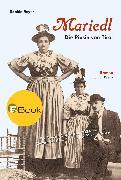 Cover-Bild zu Reyer, Sophie: Mariedl (eBook)