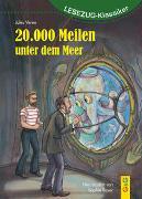 Cover-Bild zu Reyer, Sophie: LESEZUG/Klassiker: 20.000 Meilen unter dem Meer