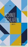 Cover-Bild zu Reyer, Sophie: Schnee schlafen