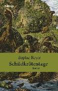 Cover-Bild zu Reyer, Sophie: Schildkrötentage