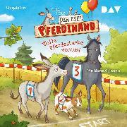 Cover-Bild zu Kolb, Suza: Der Esel Pferdinand - Teil 3 (Audio Download)