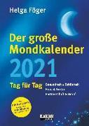 Cover-Bild zu Föger, Helga: Der große Mondkalender 2021