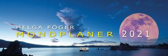 Cover-Bild zu Föger, Helga: Mondplaner 2021