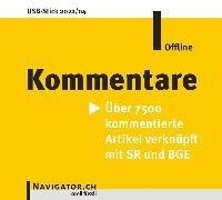 Cover-Bild zu Orell Füssli AG Verlag (Hrsg.): Kommentare Offline