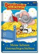 Cover-Bild zu Hauschild, Alke: Benjamin Blümchen: Meine liebsten Gutenachtgeschichten