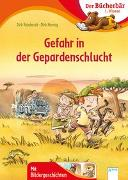 Cover-Bild zu Reinhardt, Dirk: Gefahr in der Gepardenschlucht
