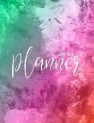Cover-Bild zu Killeen, Katharine T.: 2020-2021 Planner: Jan 2020 - Dec 2021 2 Year Daily Weekly Monthly Calendar Planner W/ To Do List Academic Schedule Agenda Logbook or Stu