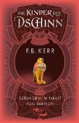 Cover-Bild zu Kerr, P. B.: Die Kinder des Dschinn: Gefangen im Palast von Babylon (eBook)