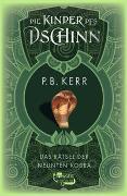 Cover-Bild zu Kerr, P. B.: Die Kinder des Dschinn: Das Rätsel der neunten Kobra