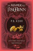 Cover-Bild zu Kerr, P. B.: Die Kinder des Dschinn: Entführt ins Reich der Dongxi