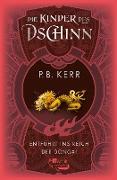 Cover-Bild zu Kerr, P. B.: Die Kinder des Dschinn. Entführt ins Reich der Dongxi (eBook)