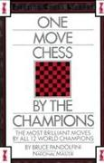 Cover-Bild zu Pandolfini, Bruce: One-Move Chess From The Champions