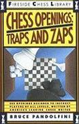 Cover-Bild zu Pandolfini, Bruce: Chess Openings: Traps And Zaps (eBook)
