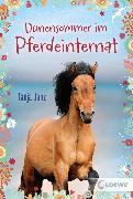 Cover-Bild zu Janz, Tanja: Dünensommer im Pferdeinternat (eBook)