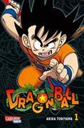 Cover-Bild zu Toriyama, Akira: Dragon Ball Massiv 1: Dragon Ball Massiv 1