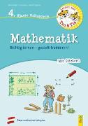 Cover-Bild zu Benischek, Isabella: Lernen mit Teo und Tia Mathematik - 4. Klasse Volksschule