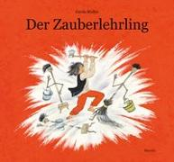 Cover-Bild zu Muller, Gerda: Der Zauberlehrling