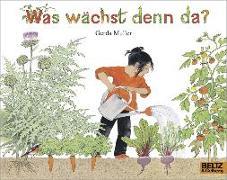 Cover-Bild zu Muller, Gerda: Was wächst denn da?