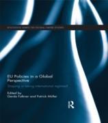Cover-Bild zu Falkner, Gerda (Hrsg.): EU Policies in a Global Perspective (eBook)