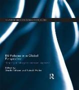 Cover-Bild zu Falkner, Gerda (Hrsg.): Eu Policies in a Global Perspective: Shaping or Taking International Regimes?