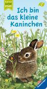 Cover-Bild zu Wiencirz, Gerlinde: Ich bin das kleine Kaninchen