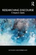 Cover-Bild zu Hart, Christopher (Hrsg.): Researching Discourse (eBook)