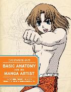 Cover-Bild zu Hart, Christopher: Basic Anatomy for the Manga Artist (eBook)