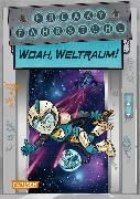 Cover-Bild zu Tielmann, Christian: Freaky Fahrstuhl 2: Woah, Weltraum! (eBook)