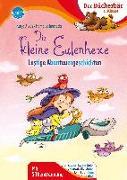 Cover-Bild zu Alves, Katja: Die kleine Eulenhexe. Lustige Abenteuergeschichten