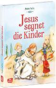 Cover-Bild zu Jesus segnet die Kinder von Brandt, Susanne