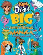 Cover-Bild zu Hart, Christopher: Kids Draw Big Book of Everything Manga (eBook)