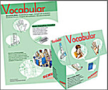 Cover-Bild zu Vocabular - Körper, Körperpflege, Gesundheit von Lehnert, Susanne